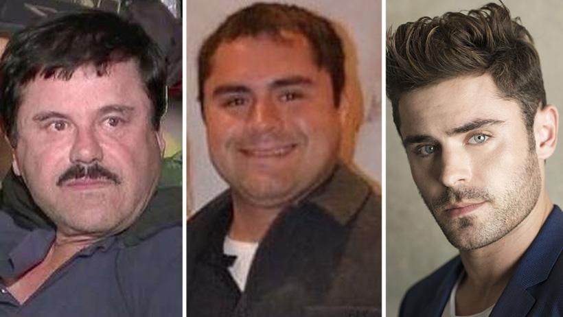 Todo lo que sabemos del hijo perdido del Chapo y Zac Effron: el Chapo Effron