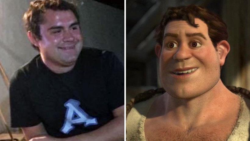Chapo Efron protagonizará al Shrek guapo en el Live Action