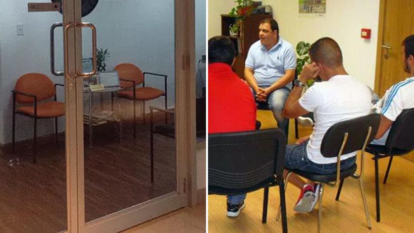 Abren clínica para hombres que pasarán fiestas de fin de año en casa de sus suegros