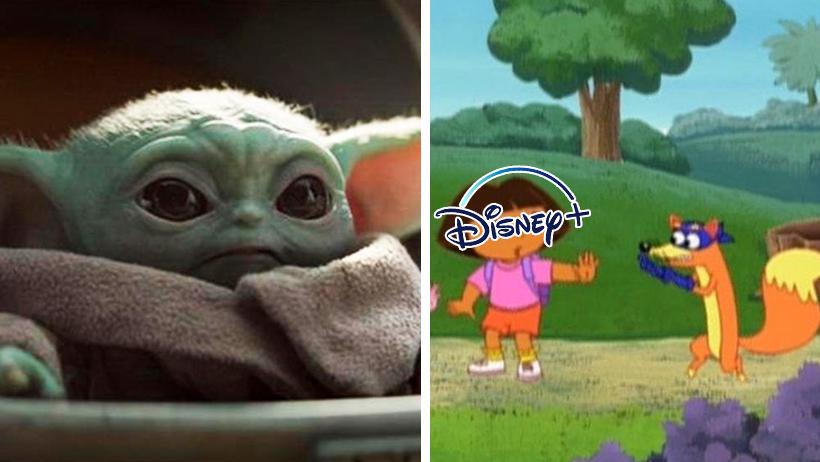 Disney se puso de reina y esto hizo con Baby Yoda por miedo a que se lo copien