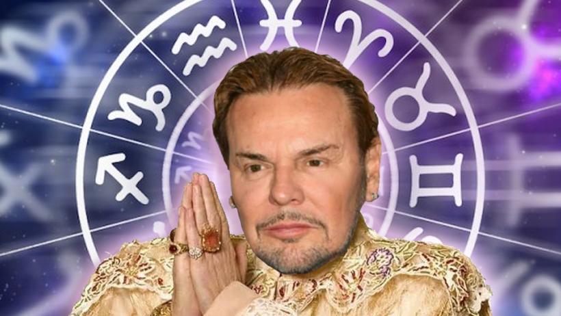 Confirman a Fher de Maná como sucesor de Walter Mercado tras su partida