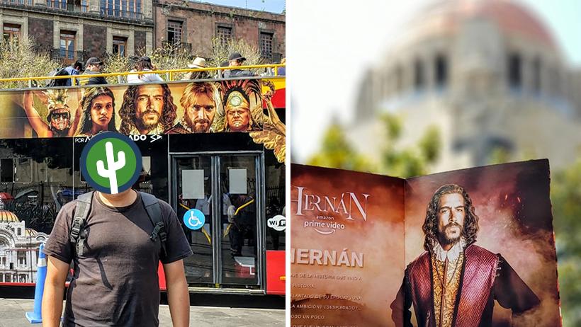 Protegido: Nuestro becario se lanzó a la Experiencia de Hernán, Ecos Mestizos y ya se siente todo un historiador