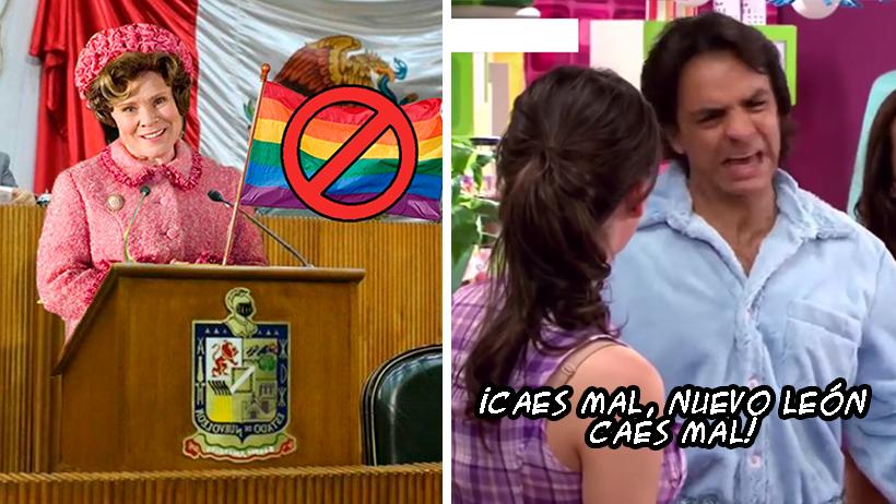 Nuevo León sigue en la Edad Media y expulsaron a un niño de la secu por vivir con su tío gay