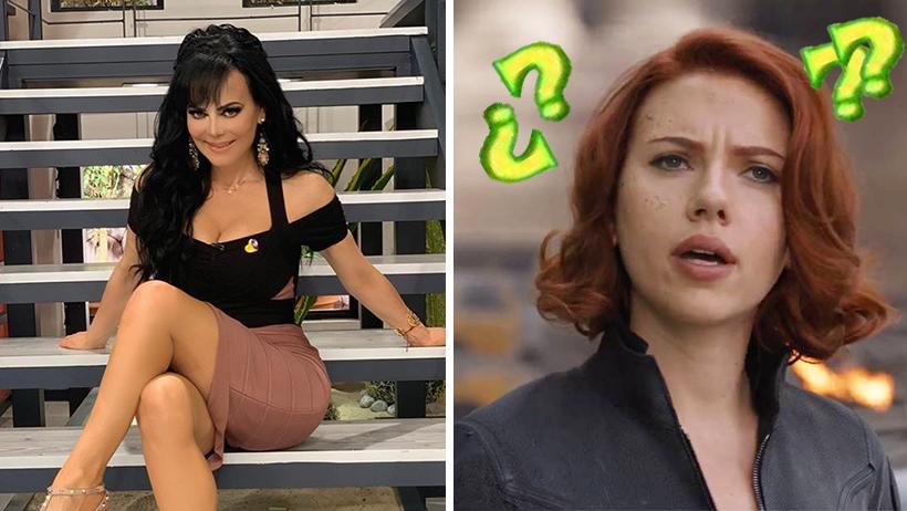 Maribel Guardia alega que la belleza de Scarlett Johansson seguro no es natural
