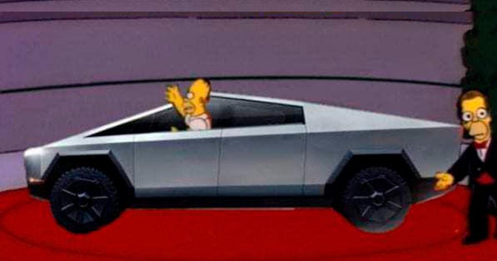 14 memes que nos dejó la presentación de esa cosa horrorosa llamada Cybertruck de Tesla