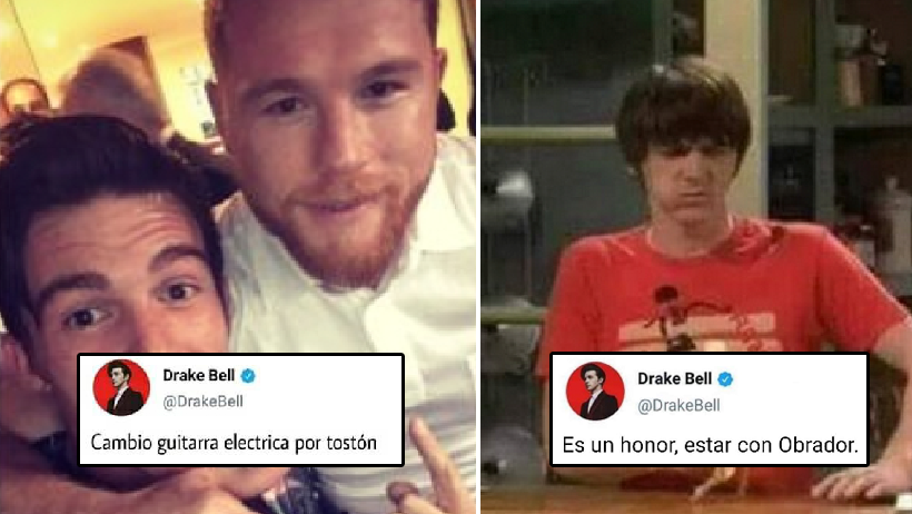 Drake Bell mexicano