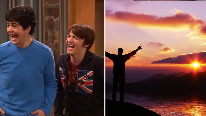 Adulto deprimido termina de ver todas las temporadas de Drake y Josh; se cura