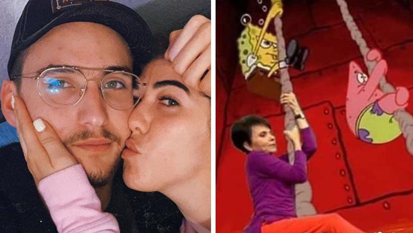 El YouTuber Pablo Campos se vio envuelto en un chisme