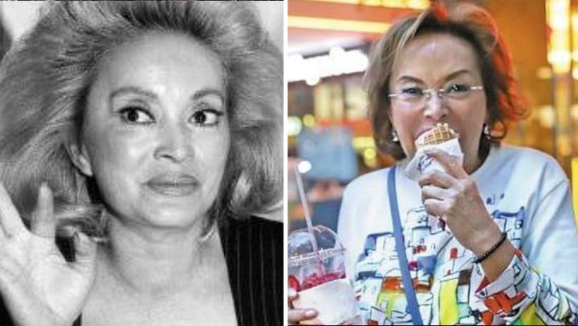 13 emblemáticos looks de Elba Esther Gordillo para que te mueras de envidia
