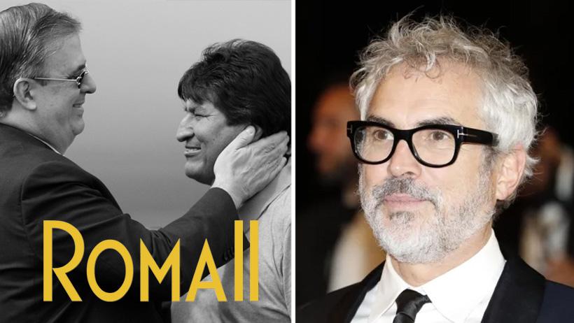 Alfonso Cuarón quiere a Evo Morales para Roma 2
