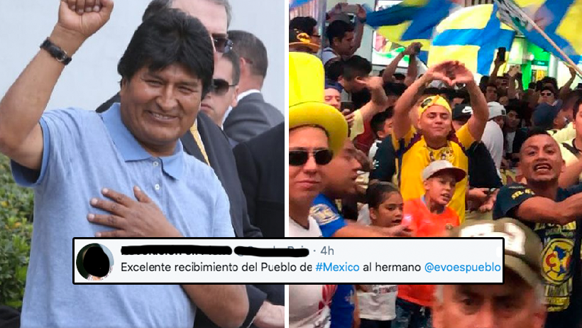 Evo Morales América