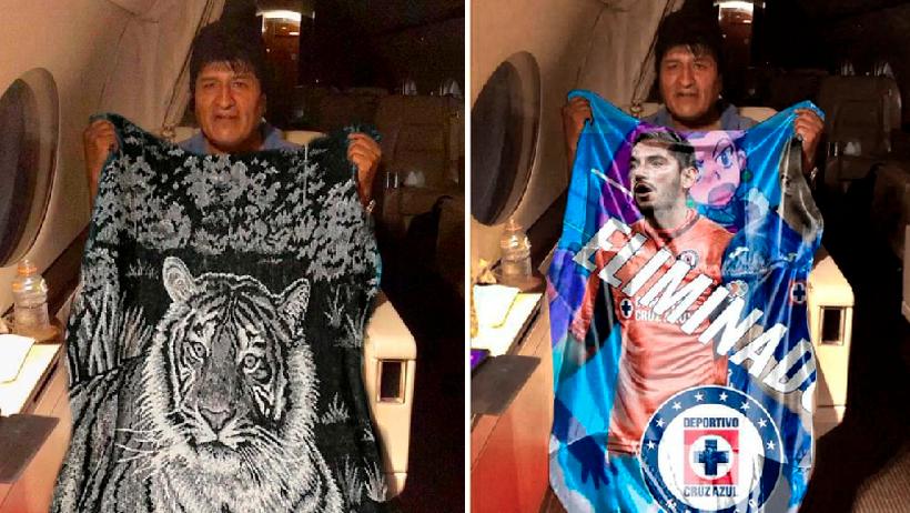 Evo Morales Cobija