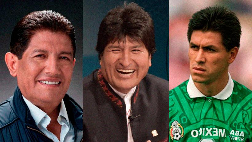 Evo Morales Evoverso