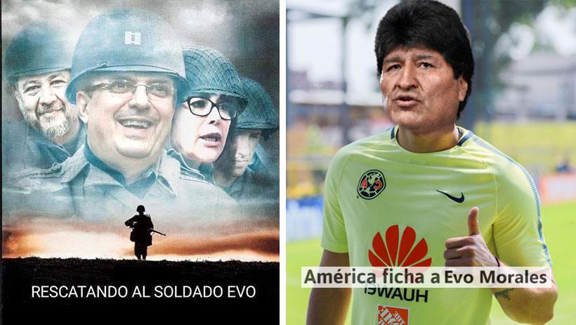 Los mejores memes que nos ha dejado la primera venida de Evo Morales a nuestro país