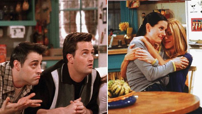 ¿No puedes dejar de ver Friends una y otra vez? La ciencia te explica por qué…