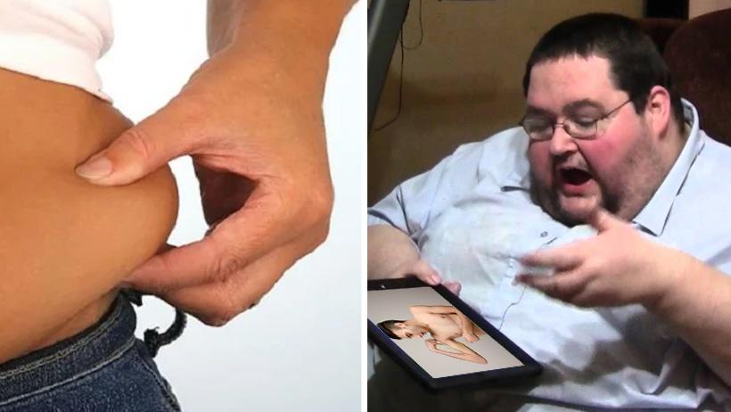 Personas que tengan una lonjita y se digan gordos tendrán que comer doble