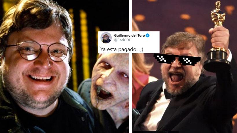 Grandez hazañas de Guillermo del Toro