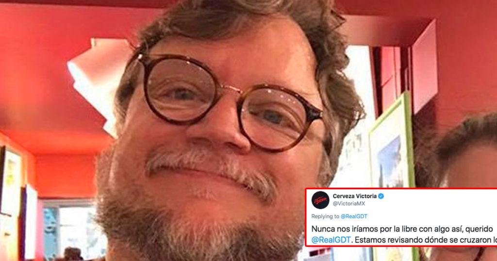 Y el chisme sigue, los de Victoria ya le contestaron a Guillermo del Toro por su pecado