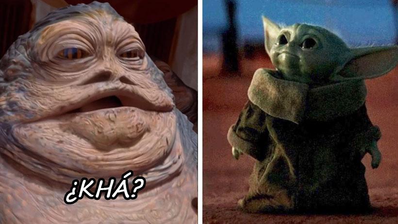 Jabba bebé