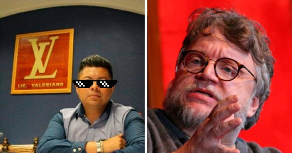 El Licenciado Valeriano se hará cargo del caso de Guillermo del Toro contra Victoria