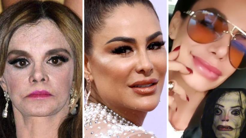 Lucía Mendez, Lis Vega y Ninel Conde en el combate final por ver quién es el nuevo Ayuwoki