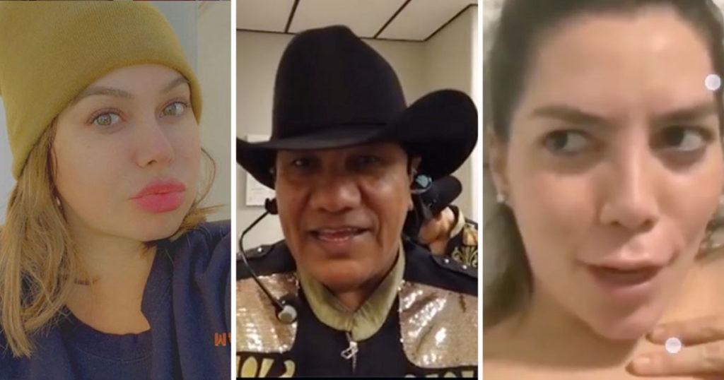 Lupe Esparza ya aclaró el jalón de greña que provocó entre Frida Sofía y la hija de Jenny Rivera