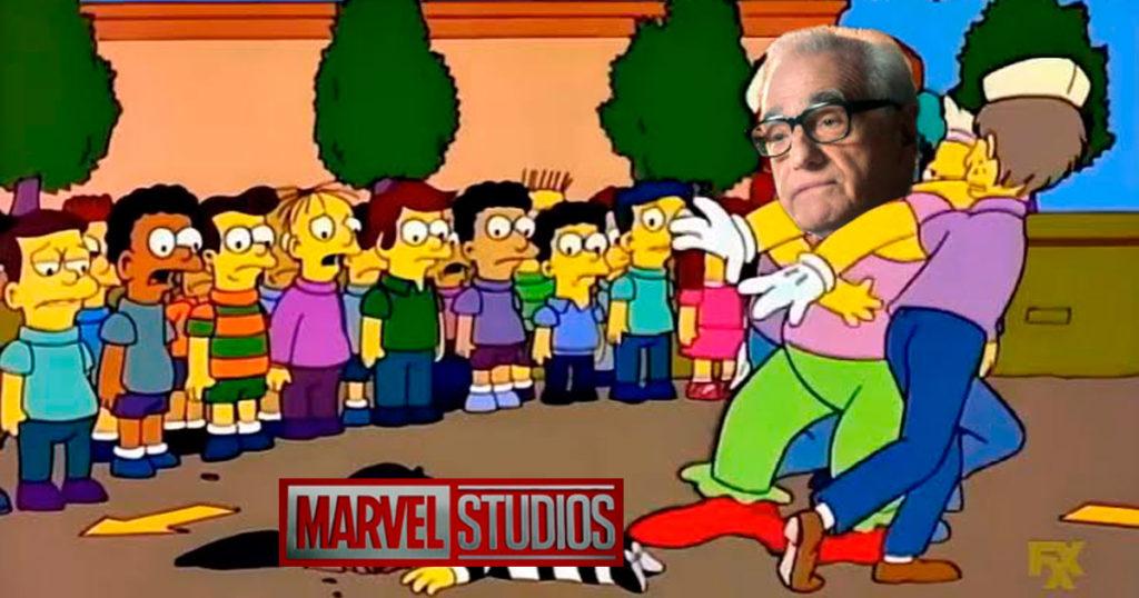 ¡Ya déjalo, ya está muerto! Martin Scorsese vuelve a atacar a Marvel y dice que se la pellizcan