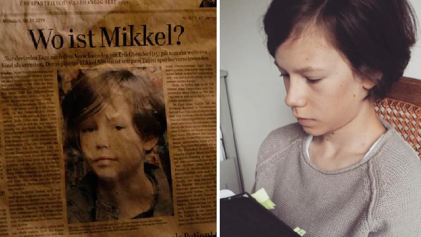Mikkel Nielsen en Dark.