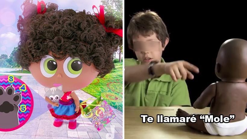"""Juguetería whitexican nivel: lanzan muñeca morena llamada """"Mole de Olla"""""""