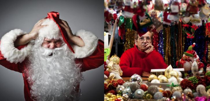 Tienda prohíbe la música navideña para evitar el estrés de sus empleados