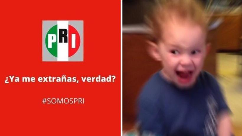 El PRI se convierte en el novio tóxico de México y la verdad está de miedo