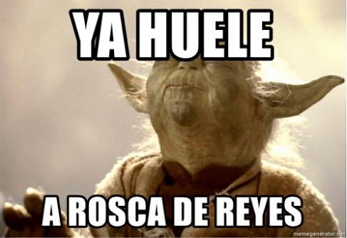 Rosca de Reyes Meme