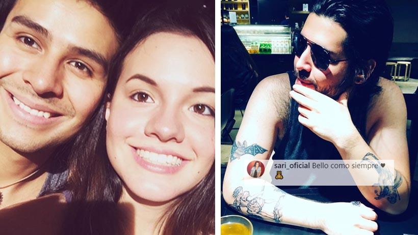 Sarita Sosa le es infiel a su marido con su cuñado