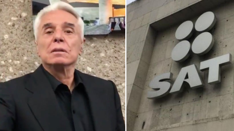 Enrique Guzmán amenaza con seguir cantando si no le descongelan sus cuentas bancarias