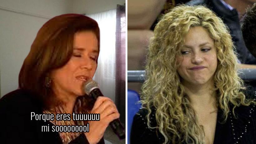 99% de las mujeres creen poder cantar como Shakira pero guardan el secreto: estudio