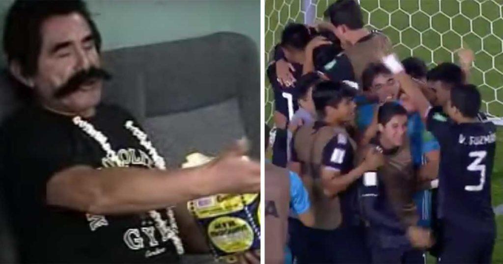 Mexicano que no vio ni un partido a la Sub17 dice que siempre confió en los muchachos