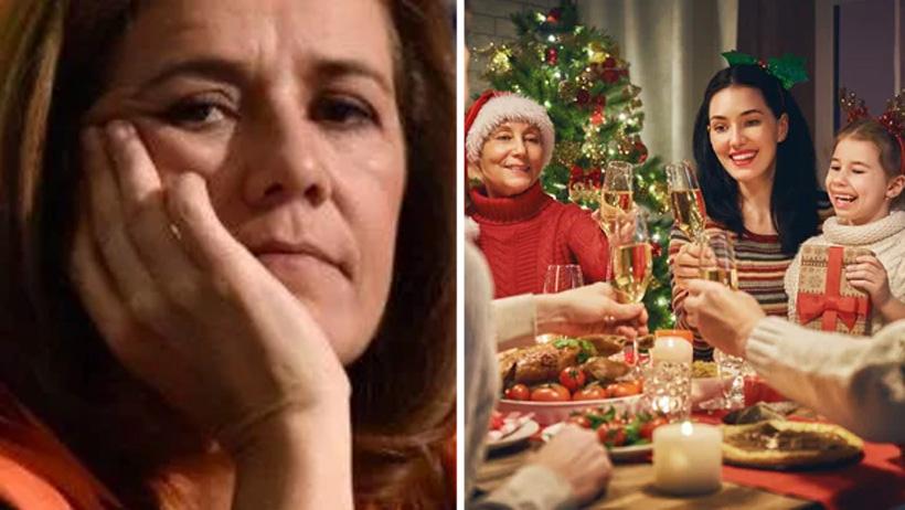 Tía racista y homofóbica promete disminuir su odio durante la cena navideña