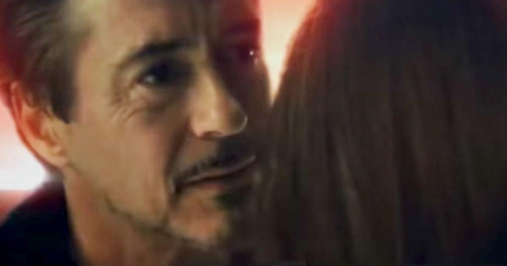 Justo cuando ya no queríamos ver nada de Avengers, llega esta escena eliminada de Tony Star con su hija ya mayor