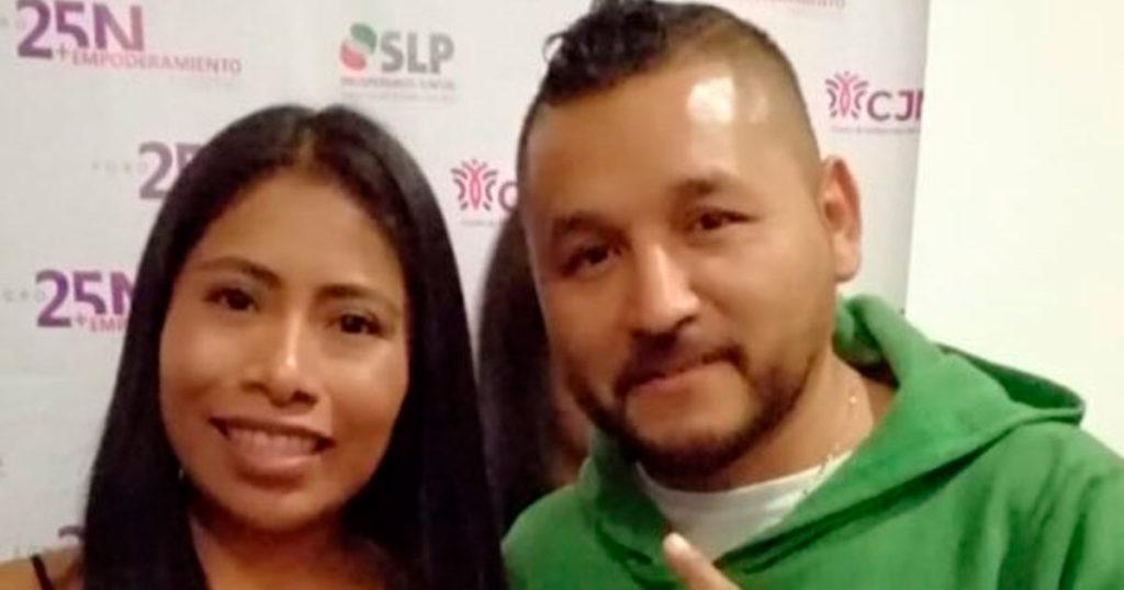 Ya tenemos pareja presidencial para el 2024: Yalitza comparte foto con el Mijis
