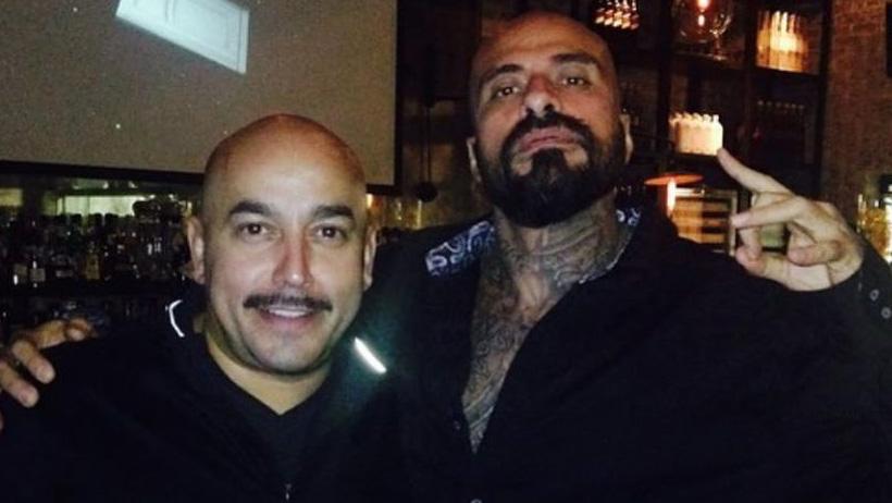 Guapo casanova tatuado y peligroso es captado junto Babo de Cártel de Santa