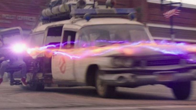Llega el trailer de la nueva película de los Cazafantasmas y esa sí la queremos ver