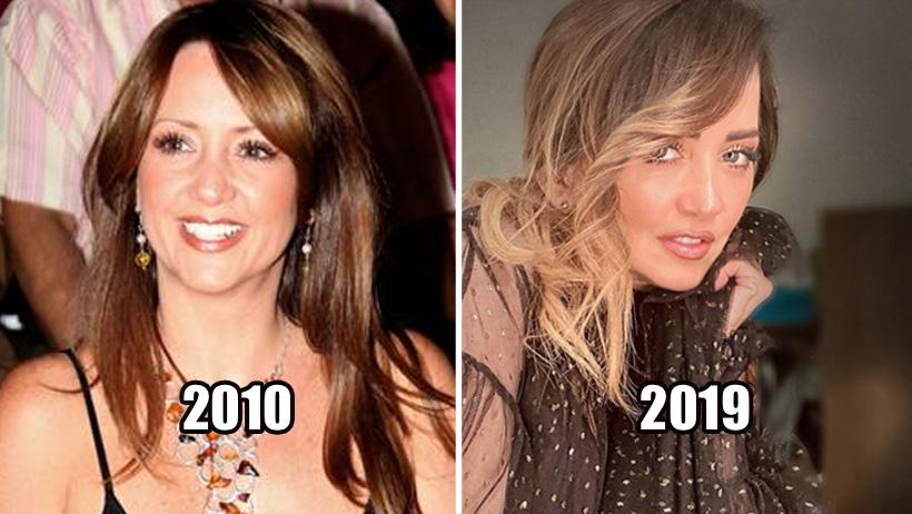 17 celebridades que vendieron su alma al diablo para no envejecer en una década