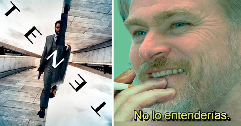 Christopher Nolan anuncia película confusa que ni él mismo entiende para pretender que es un genio