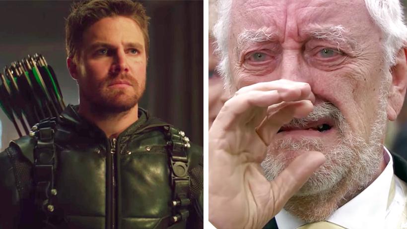 Nota en conmemoración de Arrow, el héroe caído durante Crisis on Infinite Earths