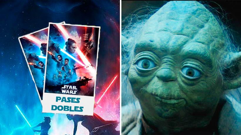 Regalarán pases dobles para Star Wars en la compra de papitas porque sobran muchos boletos