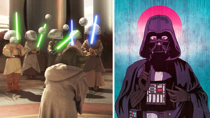 ¿Quieres ser un Jedi de a devis? Disney abrirá un Templo para enseñar sobre la Fuerza