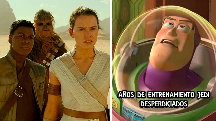 Disney devolverá a fans de Star Wars el tiempo que les hizo perder con su trilogía