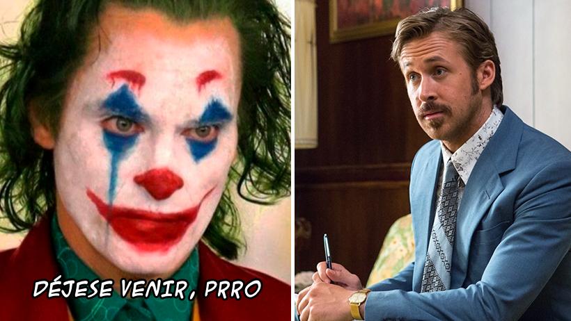 El Jokerverse ya es una realidad y DC quiere que Ryan Gosling le eche un ojo a Gotham