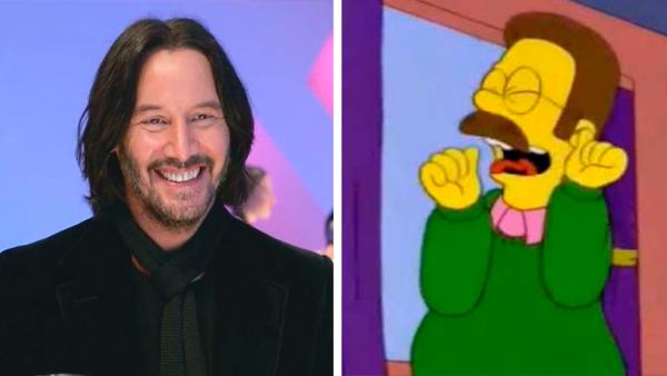 El crossover perfecto no exis… Keanu Reeves estrenará dos películas el mismo día