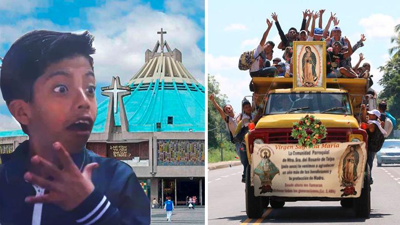 Peregrinos se enteran que pueden rezar desde su pueblo y cancelan peregrinación